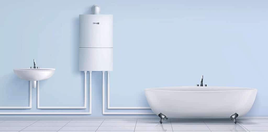 Danville tankless water heaters provide you with revolutionary comfort and convenience